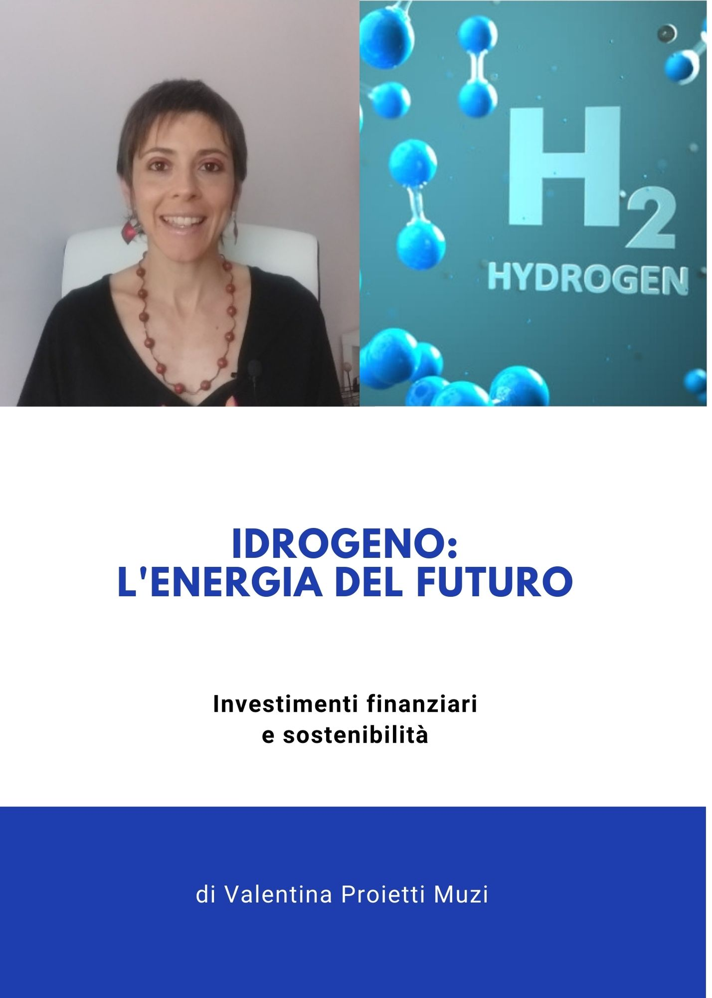 Idrogeno. L'energia del futuro. Investimenti finanziari e sostenibilità